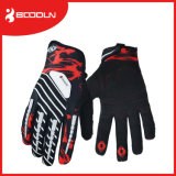 Touch Screen Glove를 가진 뒤 TPR Protector Full Finger Warm Motorcycle Glove