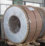 Bobina di alluminio con il cc ed elaborare di CC