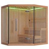 Pièce en pierre de luxe de sauna de chaufferette de forme de diamant de Monalisa (M-6036)