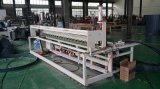 4000mm Length 3-30mm Thickness Zw4000 Plastic Sheet Bending Machine