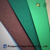Unbeschichtetes hölzerne Massen-verpackendrucken-Spezialität-Farben-Papier