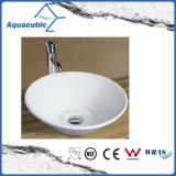 Bassin en céramique d'art de Module et premier bassin de lavage des mains de vanité (ACB8013)
