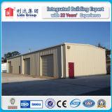 低価格の構築デザイン鋼鉄金属の構造の建物は価格によって組立て式に作られる倉庫を計画する