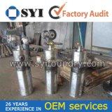 Hydrozylinder-Reparatur