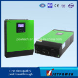 1kVA 24VDC 고주파 잘 고정된 통합 태양 변환장치