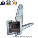 Denti d'acciaio della benna di pezzo fucinato del rifornimento della Cina per l'escavatore