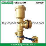 El latón de la calidad de Customied forjó la válvula de la salida de aire (IC-3013)