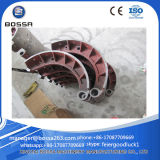 Benz 미츠비시를 위한 세륨 Passed Mnucaturer Casting Hino Air Brake Shoe