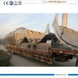 Carbón de 10 toneladas a la planta del refino de petróleo de Pyrolysis