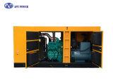Industriële Geluiddichte Diesel 300kw Generator door de Motor van Cummins, Alternator Stamford