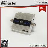 Mini répéteur mobile de signal de GM/M 900MHz de vente chaude avec l'affichage à cristaux liquides