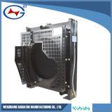 V3300: Wasser-Aluminiumkühler für Kubota Dieselgenerator-Set