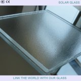 4mm Super White Matte Glass / Prismatic Glass for Solar Collector