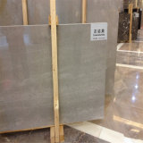 Le lastre di marmo grige di Cinderalla per la parete copre di tegoli le mattonelle della copertura di &Floor
