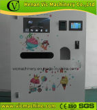 Máquina expendedora de fichas del helado