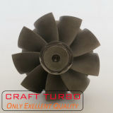 Eixo da roda de turbina de Gt15 702177-0002/713892-0004