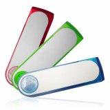 Plastik-USB-Platte mit kundenspezifischem Firmenzeichen-Entwurf