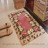 De naar huis Afgedrukte Mat van de Deur van de Deken van de Vloer van de Polyester Acryl (40*60)