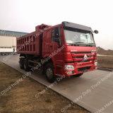 低価格のHOWO 6X4 336/371HPのダンプカーかダンプトラック