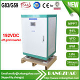 Het zonne & Systeem 192V/220V/240V van de Wind van Net Hybride Invertor