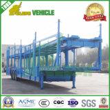 Transporteur de transport automobile Camion de transport de voiture avec semi-remorque