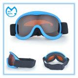Doppel-PC Objektiv Sports Glas-Snowboarding-Schutzbrillen für Kappen