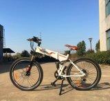 Plegamiento eléctrico de la bici de la nueva de 26 pulgadas 2016 del camino bici gorda eléctrica de la bicicleta (OKM-897)