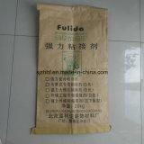 Bolsas de papel de Kraft de la fábrica para la arena/el cemento de empaquetado