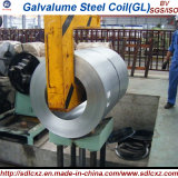 (0.14mm-1.0mm) 건축재료 금속 장 Galvalume 강철 코일