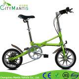 Folding Bike der neuen des Entwurfs-14 des Zoll-7 Geschwindigkeits-Kohlenstoffstahl-Dame