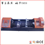 Tornio progettato speciale di CNC con contributo mobile al rullo di giro (CG61250)
