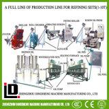 Fabrication de réservoir de désodorisation de pétrole brut