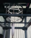 熱-縮みやすいポリエチレンフィルム吹く機械
