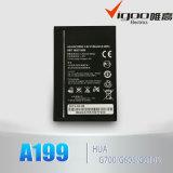 Batterie Hb4w1 de téléphone cellulaire pour Huawei Y210 T8951 U8951 G510 1700mAh