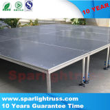 AluminiumFolding Stage, Portable Stage, Used Stage für Sale