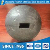 50mm tragbare reibende Stahlkugel für Kleber und Gruben