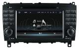 Hla 7 reprodutores de DVD estereofónicos GPS Sat Navi do carro do em-Traço do Android 5.1 da polegada com o rádio de Bluetooth para o Benz Clk/Cls/C