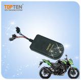 Perseguidor do GPS da motocicleta do carro com projeto impermeável (GT08-J)