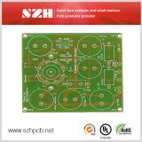 Fabricante de múltiples capas de una sola capa de la tarjeta de circuitos impresos del PWB Fr4