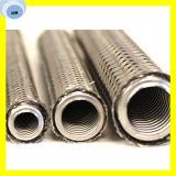 Tubo de acero inoxidable acanalado de la alta calidad