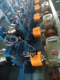 機械を形作るワームの変速機の天井Tの格子ロール