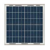poly panneau solaire de 12V 15W pour le système de d'éclairage solaire