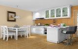 Modern pvc van de Stijl beëindigt het Ontwerp van de Keuken van het Meubilair van het Huis van de Deur (zc-014)