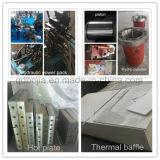 Automatischer Gummirahmen-Typ Platten-hydraulische vulkanisierenaushärtende Presse