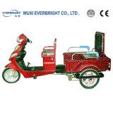 グリーン電力のペダルの電気三輪車