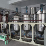 Machine de bonne qualité de raffinerie d'huile de tournesol d'équipement de raffinage de pétrole brut