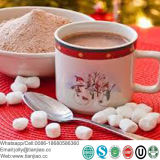 Bonne laiterie au détail soluble de paquet non fouettant la crémeuse avec du sucre
