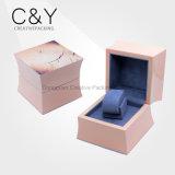 Diseño especial que laquea el rectángulo de empaquetado del reloj de madera
