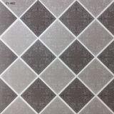 Imattのホテルのための表面の無作法な艶をかけられた陶磁器の床タイル
