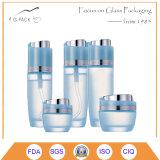 Botella de perfume y frascos de vidrio Traje Paquete